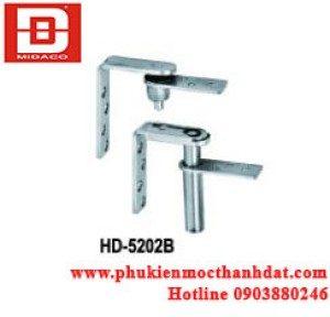 BẢN LỀ VÁCH NGĂN TOILET HD-5202B
