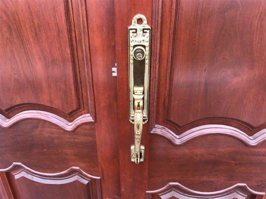 Lựa chọn ổ khóa cửa đẹp bền