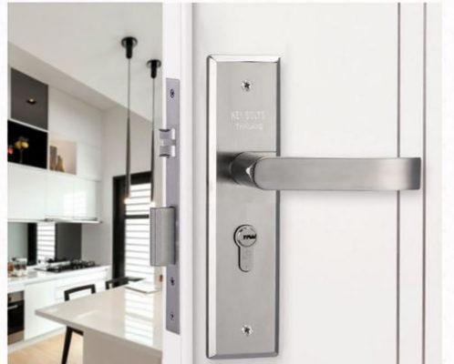 Chọn mua khóa cửa thông phòng chất lượng