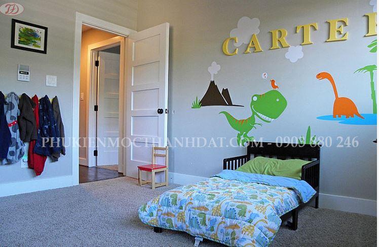 Chọn khóa phòng ngủ cho trẻ em