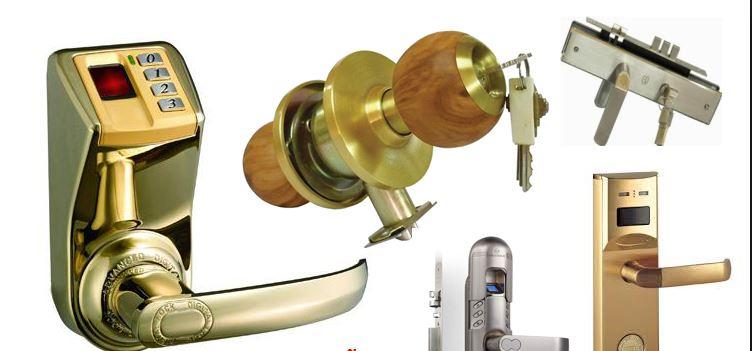Những loại khóa cửa an toàn
