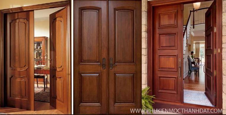 Ổ khóa cửa gỗ an toàn