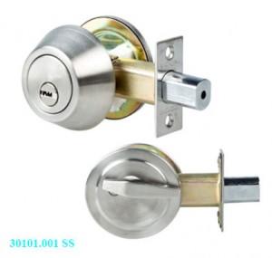 Các loại khóa cửa an toàn cao cấp trên thị trường
