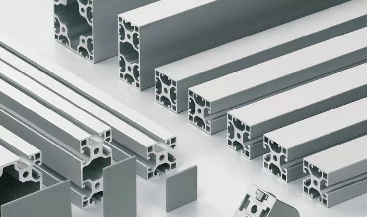 Ứng dụng nhôm định hình trong xây dựng
